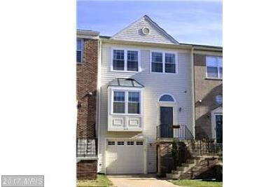 Centreville Townhouse For Sale: 6111 George Baylor Drive