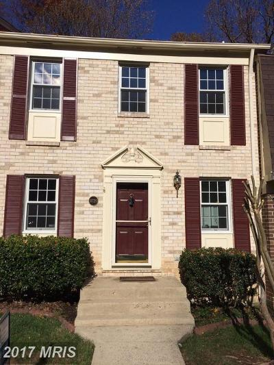 Reston Rental For Rent: 11720 Dry River Court