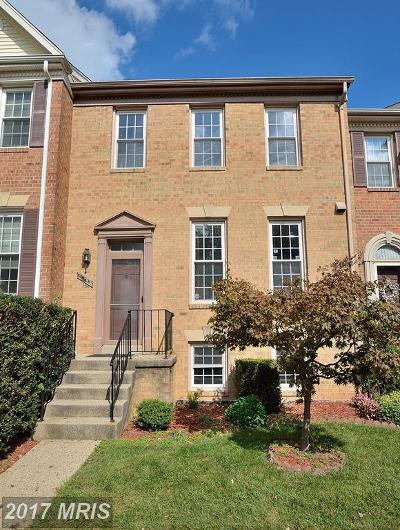 Fairfax Townhouse For Sale: 4114 Meadow Field Court