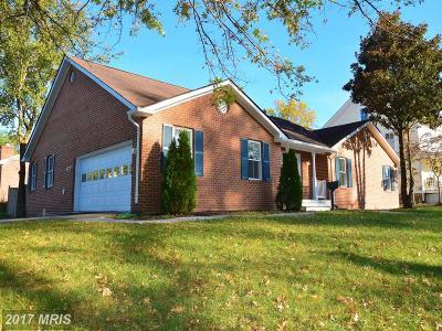 Herndon Single Family Home For Sale: 654 Spring Street