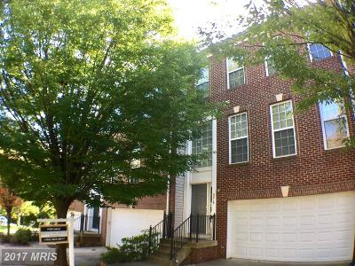 Kingstowne Townhouse For Sale: 5519 Eyler Drive