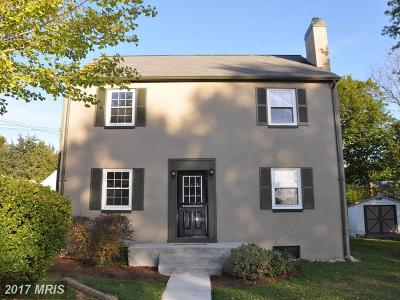Falls Church Single Family Home For Sale: 2835 Annandale Road