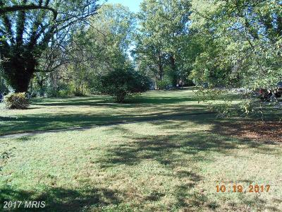 Vienna Residential Lots & Land For Sale: 445 Courthouse Road SW