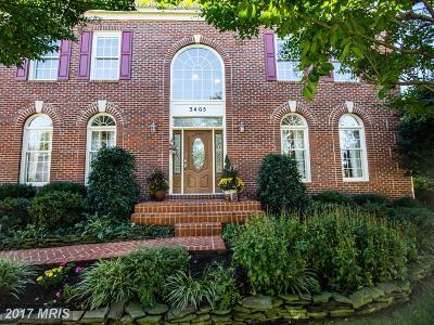 Alexandria Single Family Home For Sale: 3405 Rebecca Jane Way