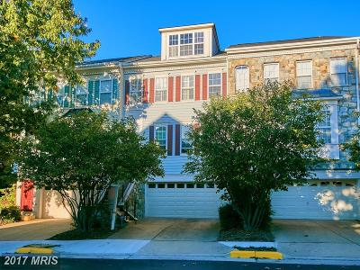 Herndon Townhouse For Sale: 2136 Capstone Circle