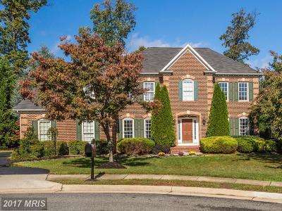 Falls Church Single Family Home For Sale: 2217 Tulip Drive