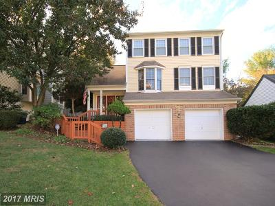 Springfield Single Family Home For Sale: 7504 Irene Court