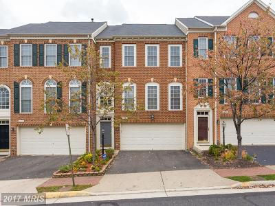Lorton Townhouse For Sale: 8077 Samuel Wallis Street