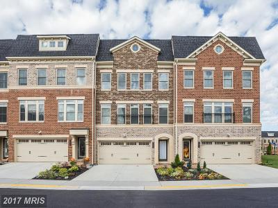 Falls Church Townhouse For Sale: 7222 Magpie Lane