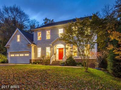 McLean Single Family Home For Sale: 7008 Capitol View Drive