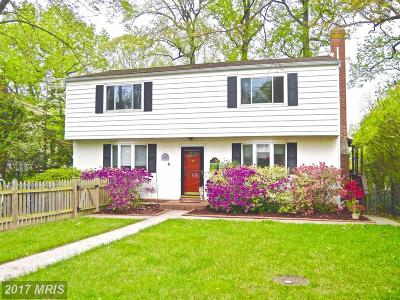 Falls Church Single Family Home For Sale: 3016 Woodlawn Avenue