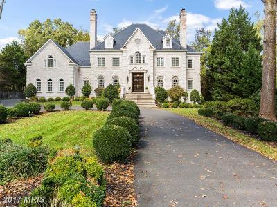 Mclean Single Family Home For Sale: 6726 Benjamin Street