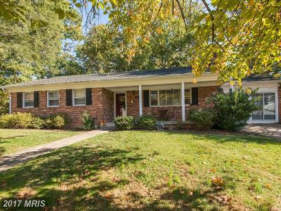 Vienna Single Family Home For Sale: 303 Roosevelt Court NE