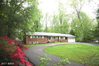 Fairfax VA Single Family Home For Sale: $725,000