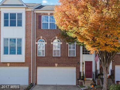 Townhouse For Sale: 6534 Trask Terrace