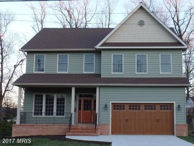 Falls Church Single Family Home For Sale: 1744 Pimmit Drive
