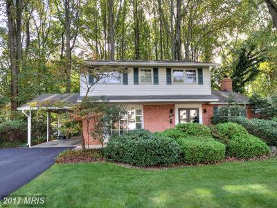 Fairfax VA Single Family Home For Sale: $549,888