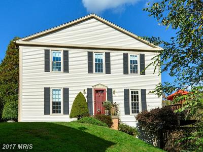 Fairfax Townhouse For Sale: 3831 Foxfield Lane