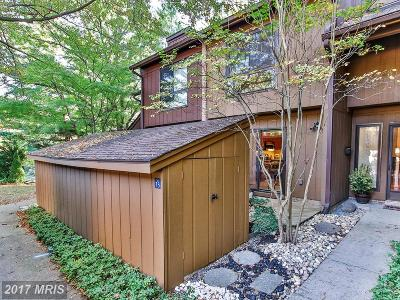 Reston Townhouse For Sale: 11975 Greywing Court