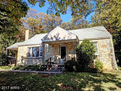 Annandale Single Family Home For Sale: 8020 Little River Turnpike
