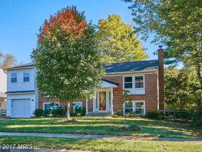 Herndon Single Family Home For Sale: 12620 Fantasia Drive