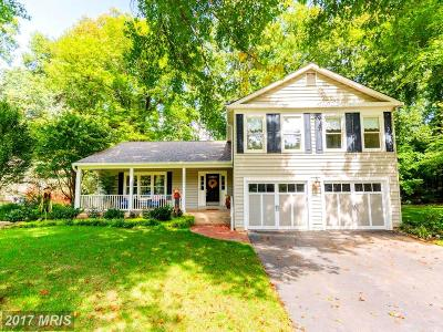 Herndon Single Family Home For Sale: 1220 Shaker Drive