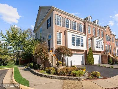 Alexandria Townhouse For Sale: 3378 Wilton Crest Court