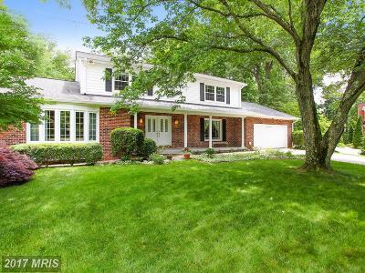 Alexandria Single Family Home For Sale: 9415 Macklin Court