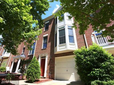 Fairfax VA Townhouse For Sale: $529,900