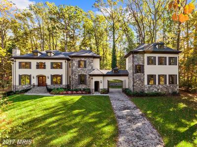 Mclean Single Family Home For Sale: 8747 Brook Road