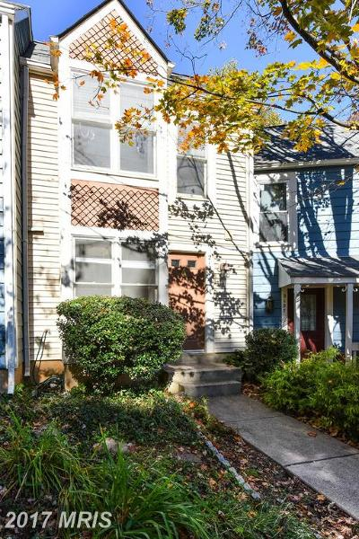 Reston Townhouse For Sale: 2125 Whisper Way