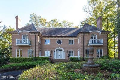 McLean Single Family Home For Sale: 613 Rivercrest Drive