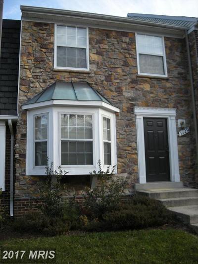 Oakton Rental For Rent: 3129 Cimmaron Oaks Court #15