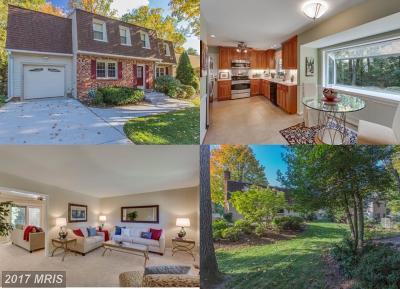 Fairfax Single Family Home For Sale: 5271 Pumphrey Drive