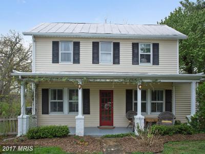 Fairfax Station VA Single Family Home For Sale: $417,000