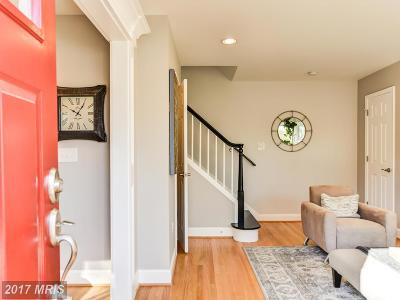Alexandria Townhouse For Sale: 2517 Oberlin Drive