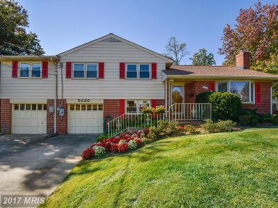 Springfield Single Family Home For Sale: 5220 Cather Road