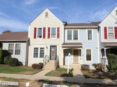 Alexandria Townhouse For Sale: 2964 Kings Station Court