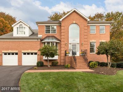 Vienna VA Single Family Home For Sale: $1,079,000