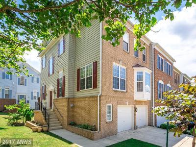 Alexandria Townhouse For Sale: 6241 Auburn Leaf Lane