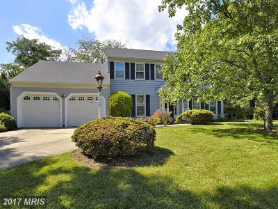 Alexandria Single Family Home For Sale: 7207 Ludwood Court