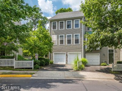 Reston Townhouse For Sale: 2542 Brenton Point Drive