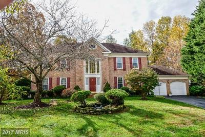 Fairfax Station VA Single Family Home For Sale: $774,950