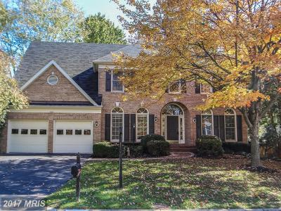 Fairfax Single Family Home For Sale: 5103 Whisper Willow Drive