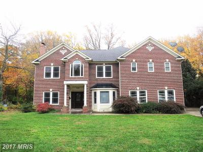 Falls Church VA Single Family Home For Sale: $875,000