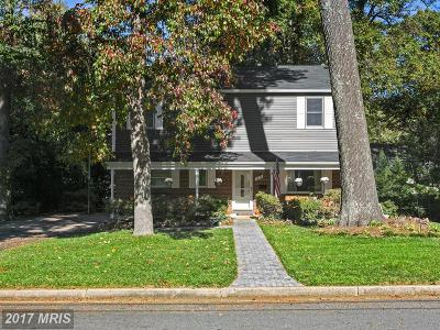 Falls Church Single Family Home For Sale: 7222 Janet Place