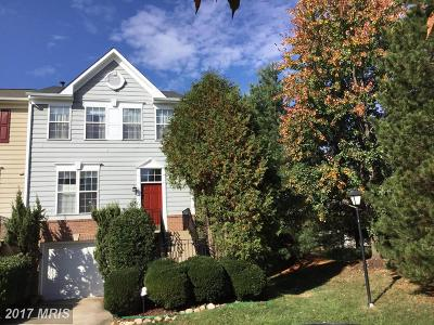 Springfield Townhouse For Sale: 7700 Havenbrook Way