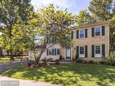 Springfield Single Family Home For Sale: 7706 Bertito Lane