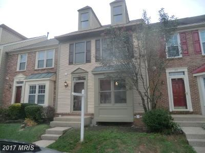 Alexandria Townhouse For Sale: 5335 Buxton Court