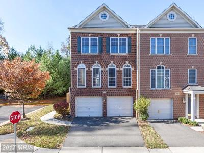 Centreville Townhouse For Sale: 5386 Lavender Mist Court